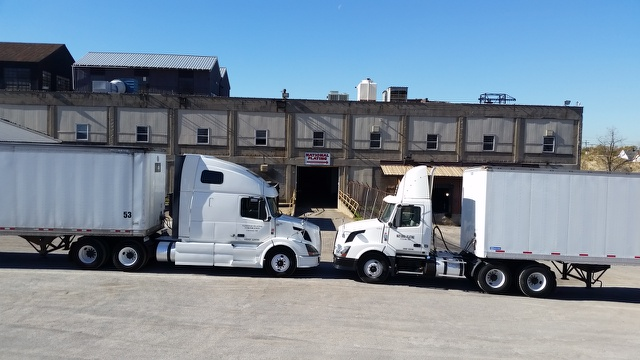 Trucks Pic National Plating Corporation