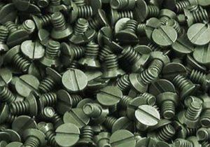 zinc olive large National Plating Corporation